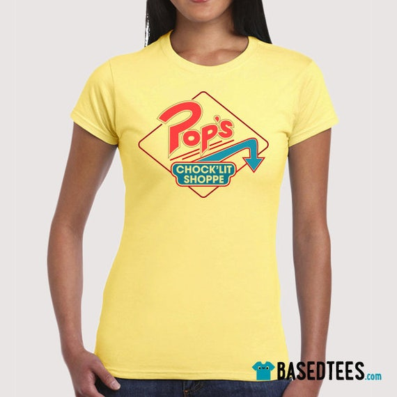 Pop's inspired cornsilk yellow t-shirt