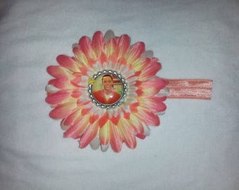 CLEARANCE!   Read to ship!   Shout from Fresh Beat Band TV Series   Elastic Flower Headband