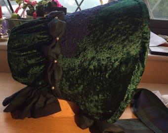 Early Victorian Bonnet