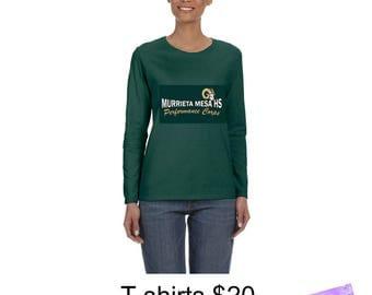 WOMEN - LONG Sleeve T-Shirt