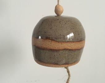 Speckled Ceramic Bell