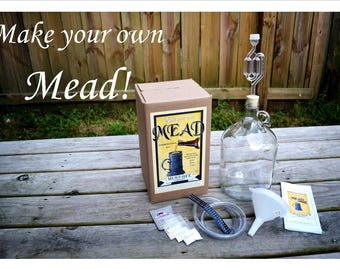 Must Bee Company Mead Kit
