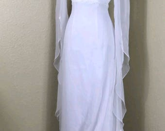 Pagan wedding dress | Etsy