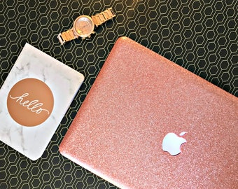 Glitter MacBook Hard Case | Air 11 13 | Pro 13 15 | Retina | Touchbar