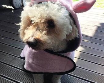 Summer Pink Hoodie Jacket - Small/Medium