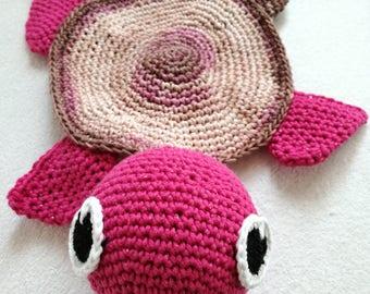 Turtle -  baby doudou nap