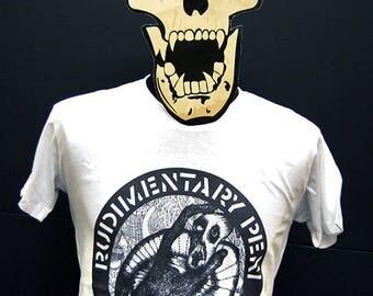 Rudimentary Peni - Farce - T-Shirt