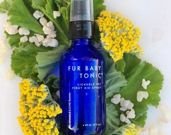Fur Baby™ Tonic  Lickable Pet First Aid Spray