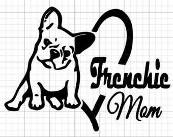 French Mom Decal