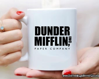 Funny Coffee Mug | The Office Coffee Mug | Dunder Mifflin Coffee Mug | The Office Gift | Gift for Her | Gift for Him | Coffee Mugs Never Lie