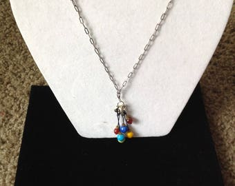 BoHo Collection's Colorful Fun Necklace