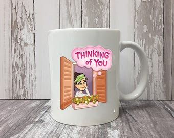 Bitmoji Mugs, Custom Bitmoji Mugs, Personalized Mug, Picture Mugs, Funny Mugs, Best Friend Gift, Best Friend, Snapchat, Caricatures Mug