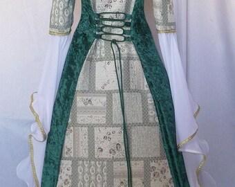 Pagan wedding dress   Etsy