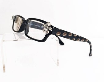 Reader glasses with Footballs +2.00