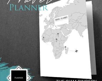 Travel Planner e-paper