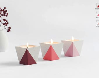 Tea light holder from Beton_RED