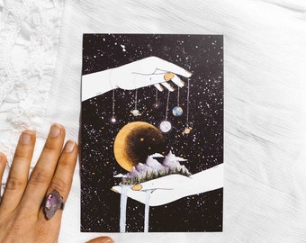 Postcard - Your Own Universe