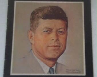 Vintage Post Magazine, 1963, In Memoriam, The New President, John F. Kennedy, Vintage Life Magazine, Fun Stories to Read, Enjoy, Relax