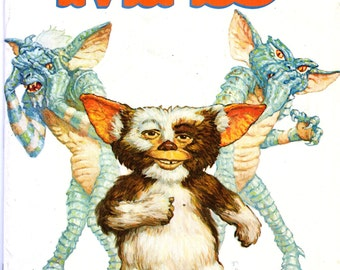 MAD Magazine #249 September 1984 The Gremlins Movie Cover