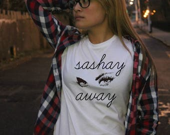 Rupauls Drag race inspired T-shirt | Sashay away shirt | No tea no shade Tee
