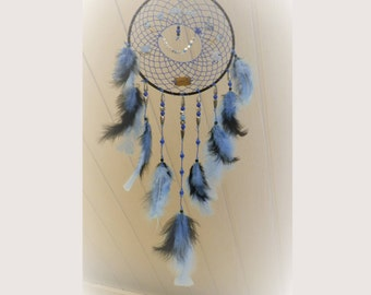 "Dream Catcher ""Baby-boy-Lukas"" (Personalization with Name and date possible)"