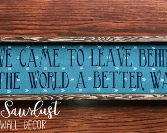 The Avett Brothers Sign, Avett Brothers Quotes, Avett Brothers Lyrics, Avett Brothers Wall Art, Avett Brothers Wood, Avett Brothers Gift