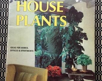 Sunset Book How to Grow Houseplantgs