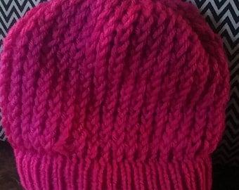 Pink Children's Hat