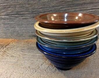 Prep bowl – Pottery small bowl, Ice cream bowl, Ceramic, Stoneware, Handmade, Wheel thrown