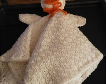 Duck Lovey Blanket