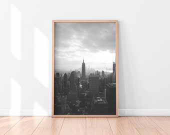New York City, Urban Photography, New York Digital Print, City Photo, Printable Wall Art, Digital Download, Instant Download Printable Art