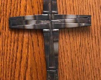 Cross from Square Nails