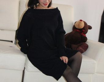 wool dress 100 %  Italy wool