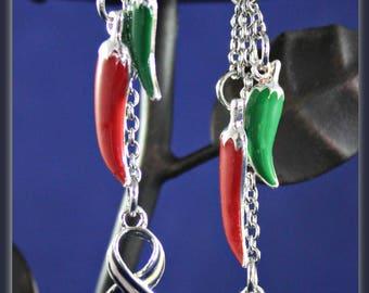 ALS Pepper Challenge Earrings