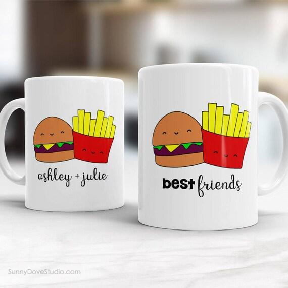Best friends mug christmas gift for bff friend bestie - Bff geschenke ...