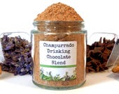 Champurrado Drinking Chocolate Blend Latin American Mexican Atole Spice Mix Foodie Chef Cooking Gift