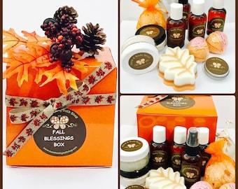 Fall Blessings Bath & Body Sampler Box