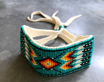 Lakota Beaded Bracelet