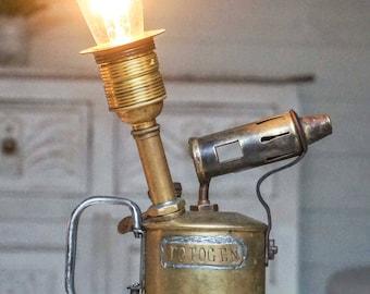 Blowtorch Lamp Fotogen
