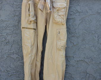 Abercrombie & Fitch cotton cargo pant