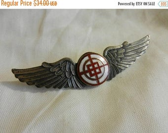Pilot Wings Ring Military Wife Jewelry Silver Pilot S