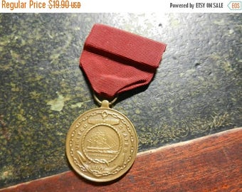 Inventory Sale Vintage Post WW2 USN Good Conduct medal