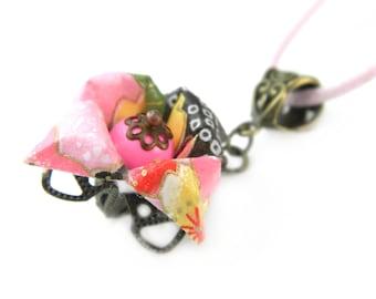 Origami necklace Kouki