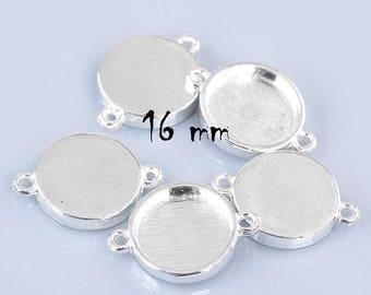 5 blank pendant tray (pr 16mm)