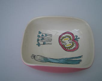 Midwinter Salad Ware Bowl by Terence Conran c1955+