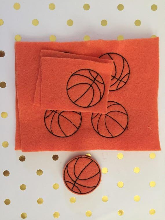 Oversized Sport Felties/Felt Embellishments/Planner Supplies/Planner Feltie/Wholesale Felties/Bow Embellishments/Soccer Feltie/Baseball Felt