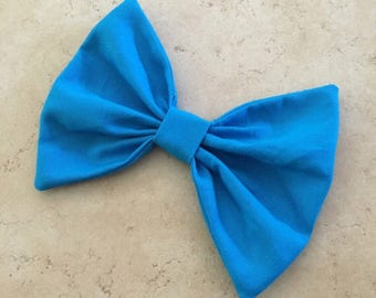 Blue hair bow! READ DESCRIPTION!!!