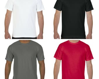 UPGRADE - Unisex Adult Short Sleeve Shirt - Shirt Upgrade - Purchase must accompany an April Michelle Designs' Design purchase - NOT A BLANK