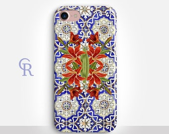 Tile iPhone 7 Case For iPhone 8 iPhone 8 Plus - iPhone X - iPhone 7 Plus - iPhone 6 - iPhone 6S - iPhone SE - Samsung S8 - iPhone 5  Samsung