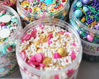 Confetti Sprinkle Mix (175g Jar)